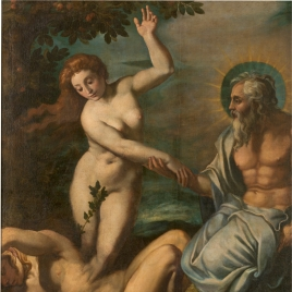 Formación de la Mujer (Creación de Eva)