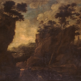 Landscapes with Two Figures
