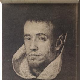 Retrato de un fraile trinitario