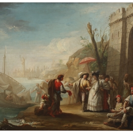 The Embarkation