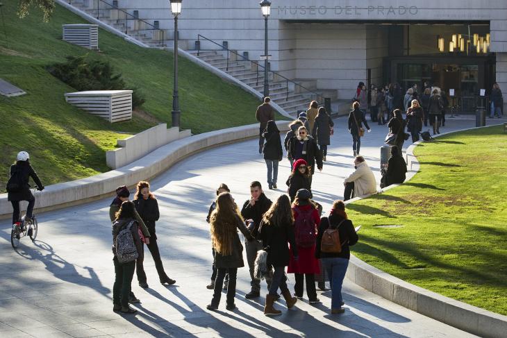 Día Internacional y Noche de los Museos 2017 en el Prado