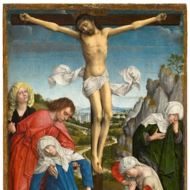 the descent from the cross the collection museo nacional del prado