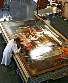 La Fundación Iberdrola publica la primera convocatoria de su programa de becas de restauración en el Museo del Prado