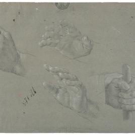 Seis manos