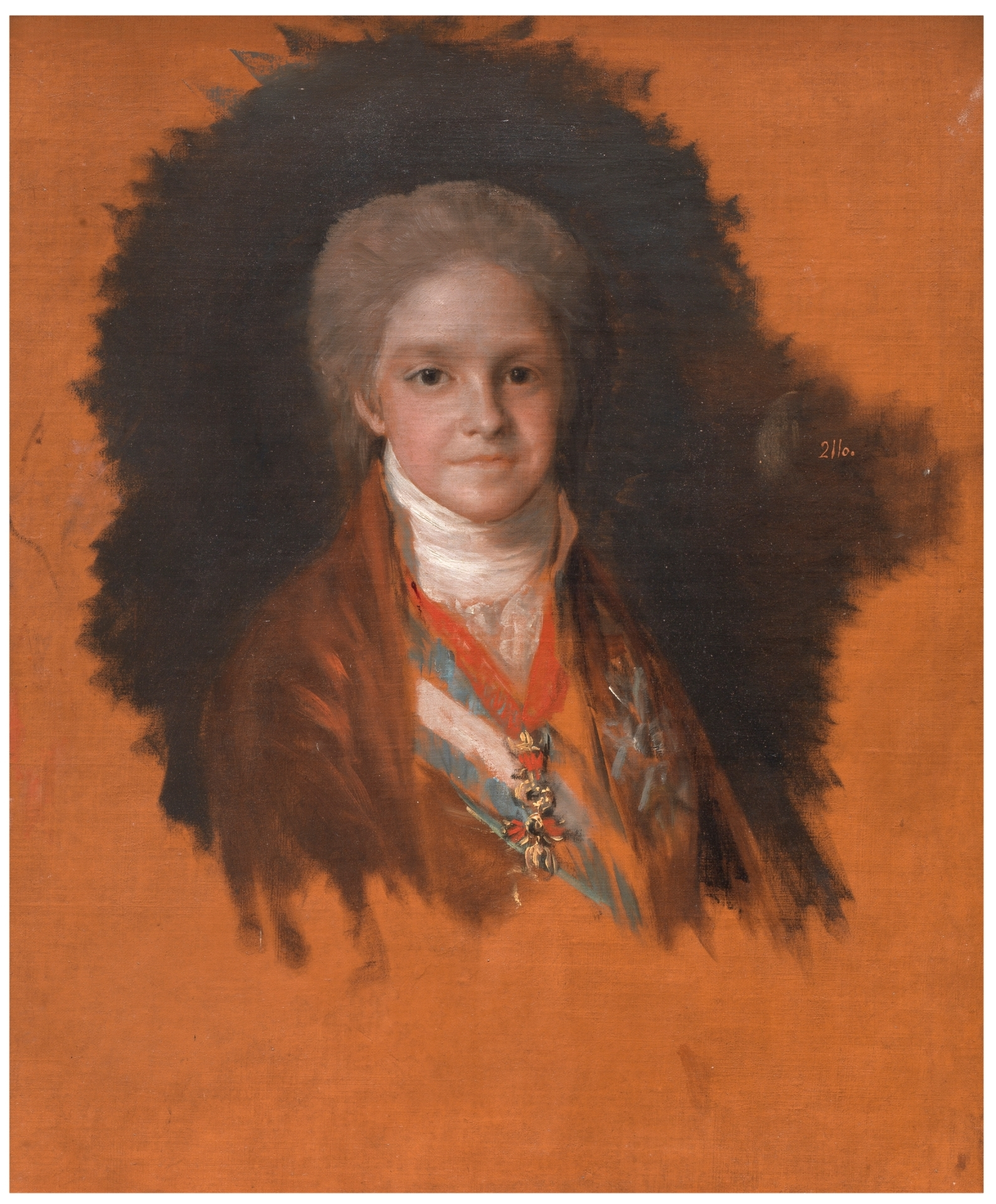 The Family of Carlos IV - The Collection - Museo Nacional del Prado