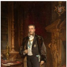 José María de Murga y Reolid, I marqués de Linares