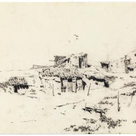 Caserío rural
