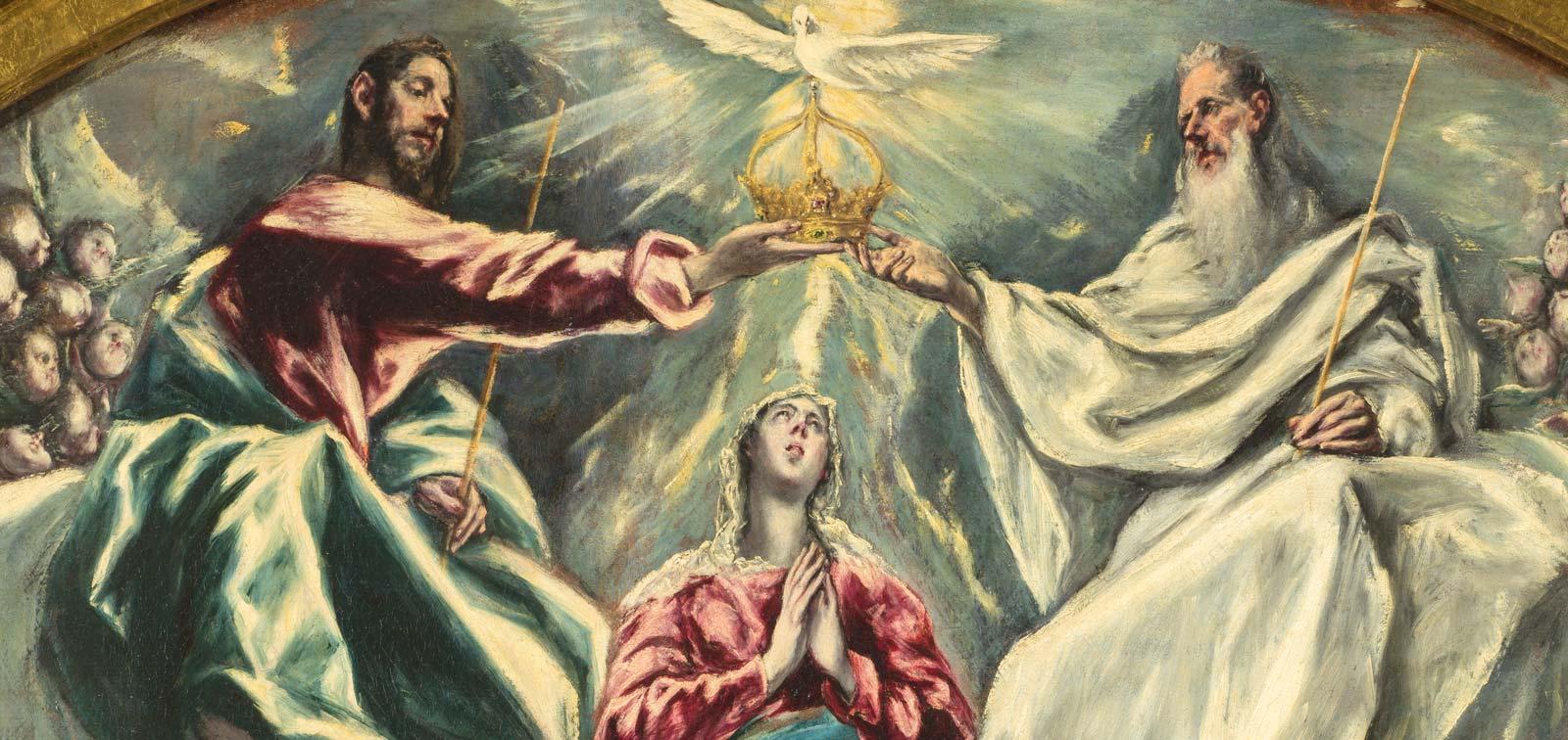 San Ildefonso en Toledo y en la producción del Greco