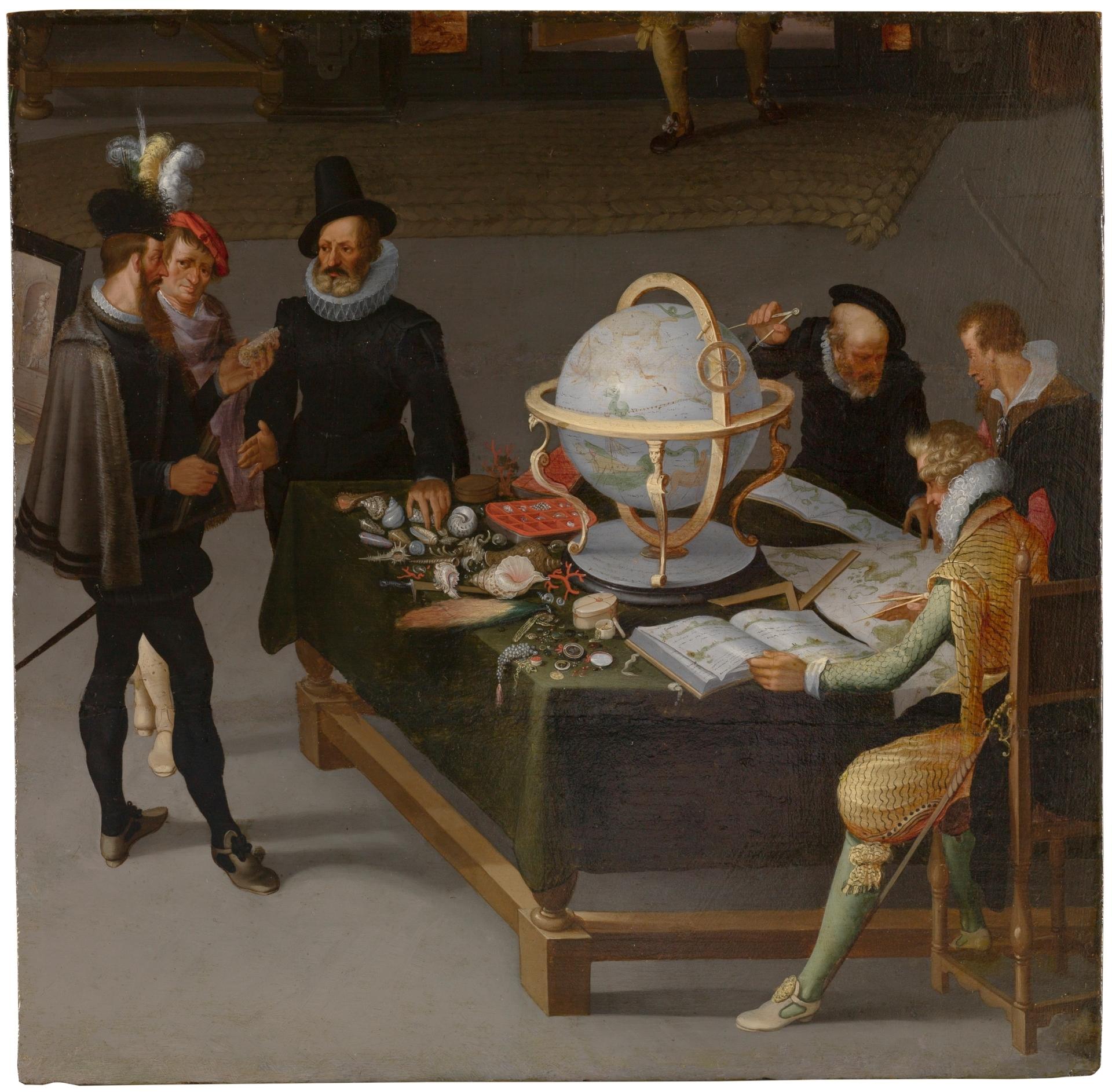 Los Objetos Hablan Colecciones Del Museo Del Prado Exposici N  # Muebles Tiziano Santa Cruz