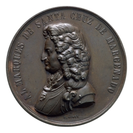 II Centenario del marqués de Santa Cruz