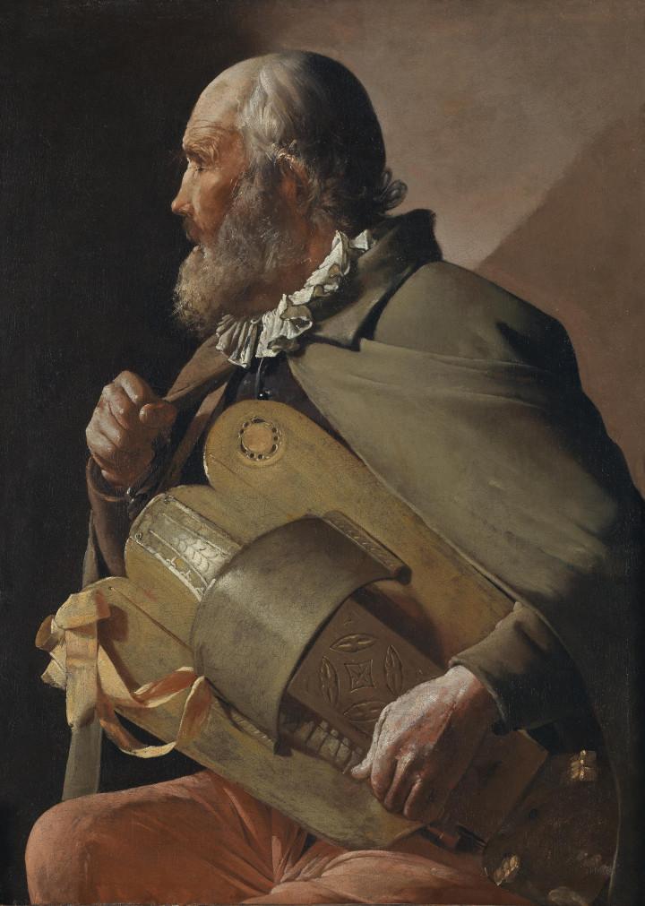 Cuadros de Georges de La Tour en las colecciones del Museo del Prado