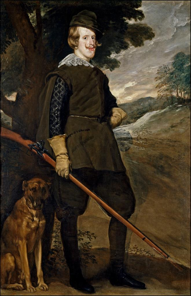 1550-1770. La pintura en un estado absolutista
