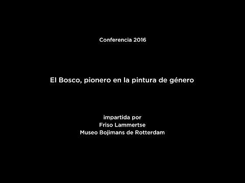 El Bosco, pionero en la pintura de género (V.O. english)