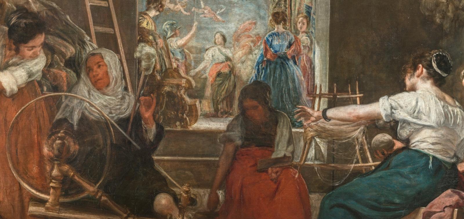 Pintura mitológica: experimentación y libertad artística