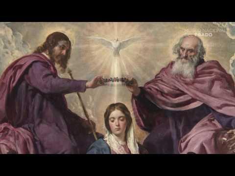 La Coronación de la Virgen, de Diego Velázquez
