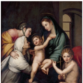 Sagrada Familia dell'Impannata