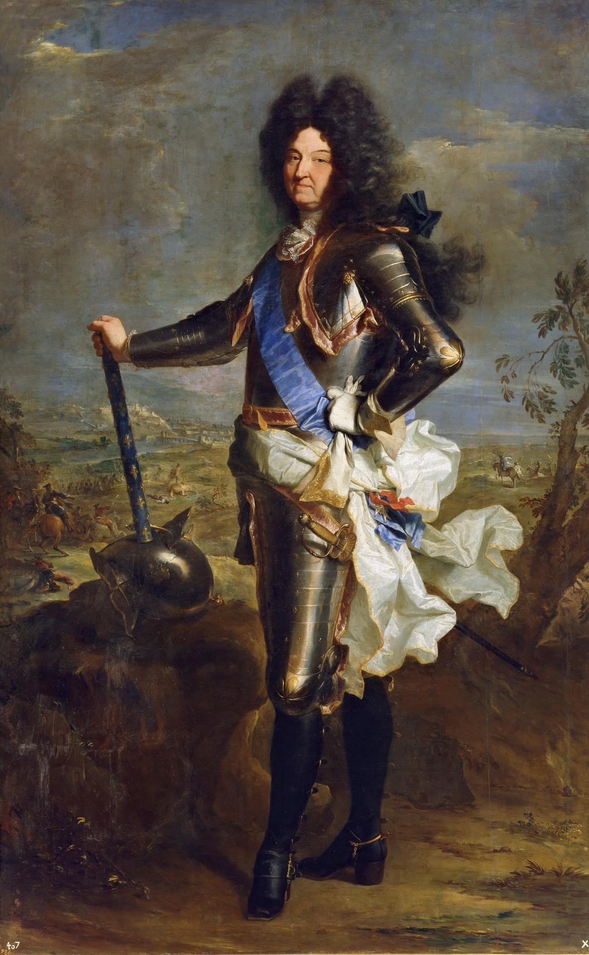 cbe77bec647 Louis XIV of France - The Collection - Museo Nacional del Prado