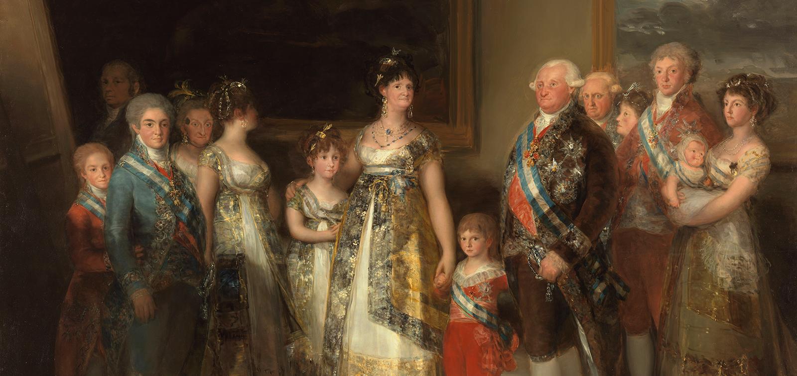 En torno a una obra maestra. <em>La familia de Carlos IV</em>