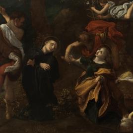 Martirio de los santos Plácido, Flavia, Eutiquio y Victorino