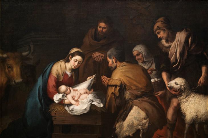 El Prado en Navidad. Tejiendo el sonido de los colores