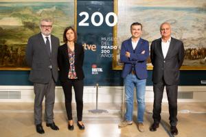 La 2 de TVE dedica el mes de noviembre al Bicentenario del Museo del Prado