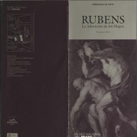 Rubens : La adoración de los Magos : jornadas de arte / Museo Nacional del Prado.