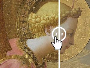 """Restauración de """"La Anunciación"""" de Fra Angelico"""