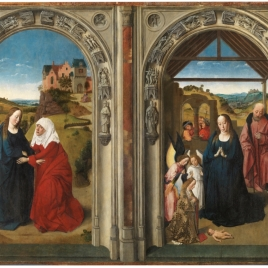 Triptych of the Life of the Virgin