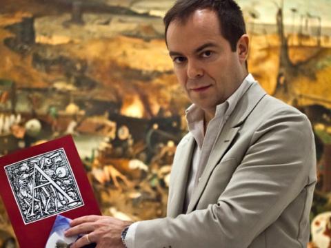 Javier Sierra invita a sentir el Museo del Prado