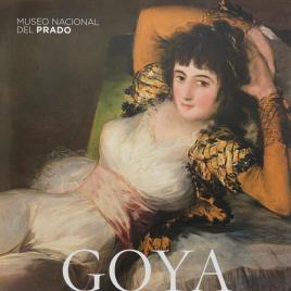 Goya : en el Museo del Prado [Material gráfico] : programa