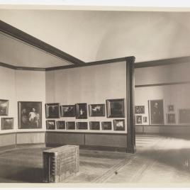 Museo del Prado, vista de una de las salas