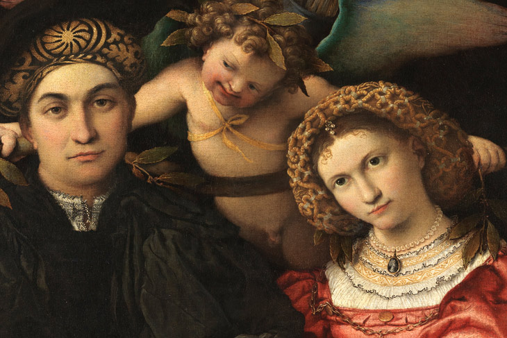 Lorenzo Lotto. Retratos