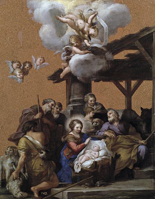 Navidad en el Museo del Prado