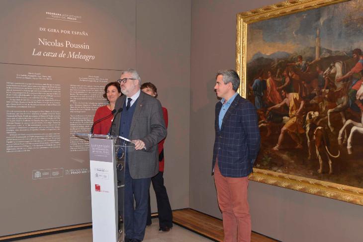 """El Museo del Prado llega a Altamira con su proyecto """"De gira por España"""""""