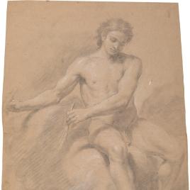 Desnudo académico, masculino