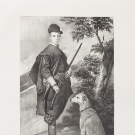 The Cardinal Infante Don Ferdinand of Austria, in Hunting Dress