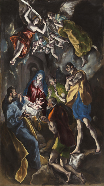 The Adoration of the Shepherds (photographic reproduction)