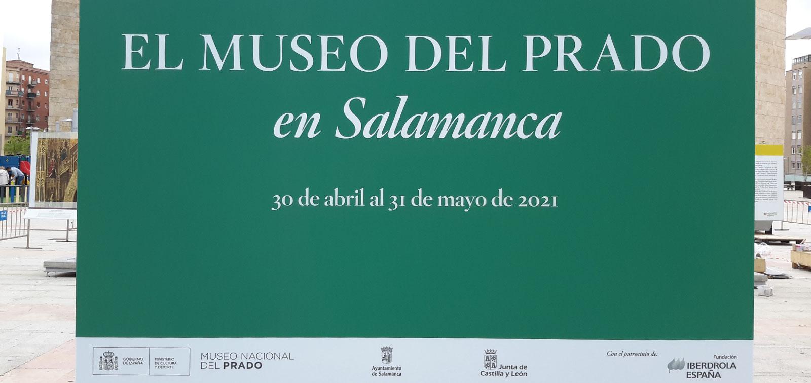 Exposición didáctica: El Museo del Prado en Salamanca