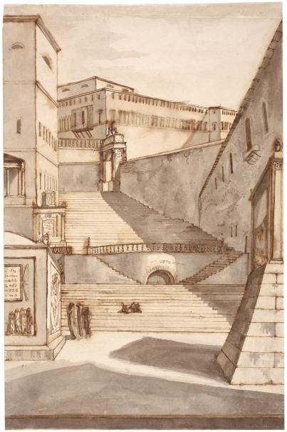 Arquitectura clásica de fantasía