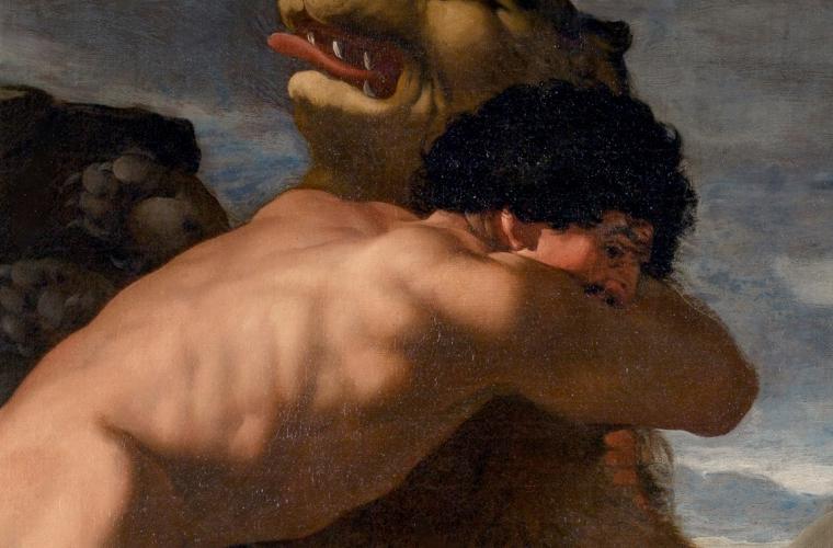La penitencia de Hércules