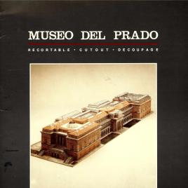 Recortable del Museo del Prado realizado por Fernando Aznar y editado por el Departamento Didáctico Pedágogico del museo