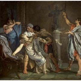 Muerte de Lucrecia