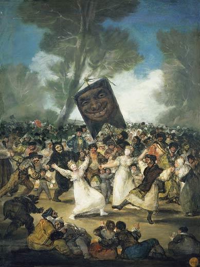 """""""Goya en tiempos de guerra"""" se confirma como la segunda exposición más visitada en la historia del Museo con casi 438.000 visitantes"""