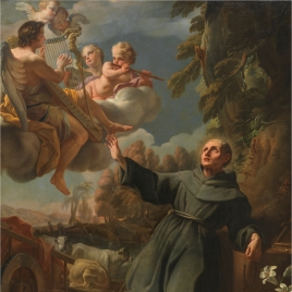 The Vision of the Blessed Sebastián Aparicio