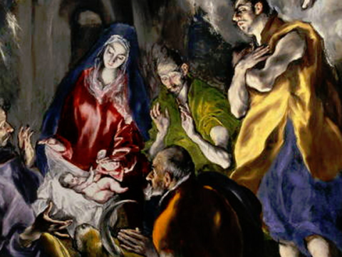 <em>Adoración de los pastores</em>, El Greco, comentada por Dámaso Alonso