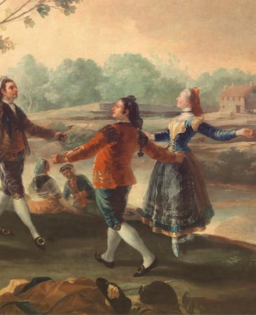 Celebrar lo invisible en casa. Parada I. ¡A bailar!