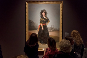 The exhibition Treasures from the Hispanic Society of America closed yesterday with a total of 485.178 visitors