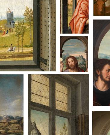 Las ventanas del Prado