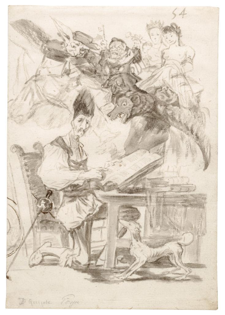 Francisco de Goya (1746–1828)