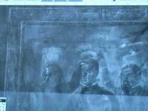 Obras de Maíno a través de sus radiografías